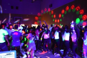 Cambie Secondary shows how to rock a party.