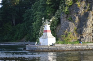 The Lighthouse at Stanley Park.