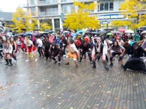Thrill Vancouver 2014 - Zombies arise!